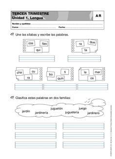 actividades-primero-de-primaria-matemticas-lengua-conocimiento-del-medio-3-trimestre by NoeliaLI via Slideshare