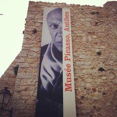 Picasso museum Antib