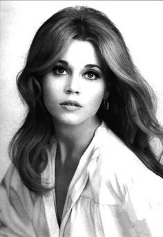 Jane Fonda young and beautiful  by richardt31