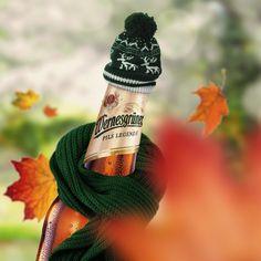 Es wird frisch draußen! #wernesgruener #herbst #bier #wetter