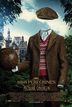 Return to the main poster page for Miss Peregrine's Home for Peculiar Children (#7 of 11)