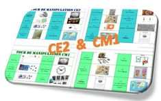 Tiroirs de manipulation Cycle 2 et 3 Cycle 2, Maths, College, How To Plan, School, Billboard, Drawers, Language, University