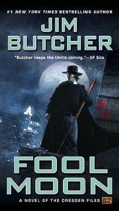 Bestseller books online Fool Moon (The Dresden Files, Book 2) Jim Butcher  http://www.ebooknetworking.net/books_detail-0451458125.html