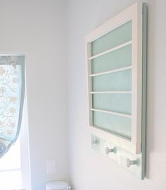 laundry room wall mounted drying racks | DIY Laundry Drying Wall Rack | Shelterness
