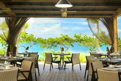 W Retreat & Spa - Vieques Island  |  Vieques, Puerto Rico  |  Sorc Restaurant |   #travel #puertorico #vieques
