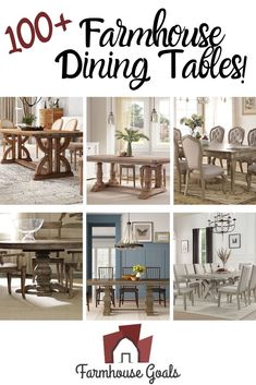Discover the top-rated farm home dining table sets and rustic dining tables. When you are looking for farmhouse dining room furniture, you will find it here. Farmhouse Bedroom Furniture Sets, Farmhouse Dining Room Table, Dining Tables, Dining Room Furniture, Home Furniture, Old Home Remodel, Top Rated, Room Decor, Goals