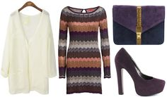 ANNAWII ♥ - HOW TO MATCH THE MISSONI DRESS