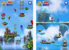 The best iPhone apps gone free today like Sonic Jump, Swordigo and more !