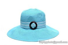Bucket Hats Polyester Fibre One Size Kentucky Derby Wedding Church Party Summer Beach Sun Hats Sky Blue only US$18.00,please follow me to pick up couopons.