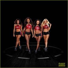 Logan Browning: Hit the Floor Exclusive Cast Photos!