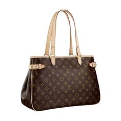 92e965fc48 The Louis Vuitton Batignolles Horizontal is a stylish tote bag for everyday  use. Easy and comfortable to wear with a practical interior and a  sophisticated ...