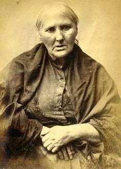 Isabella Smith was sentenced to six weeks for stealing poultry. | 26 Fascinating Mug Shots Of Criminals In The1870s