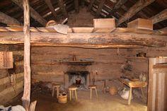 Log Cabin Interior Design Unique Home Ideas