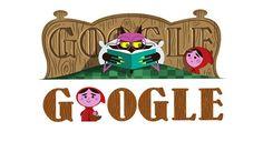 Google`dan Grimm Kardeşlere özel doodle