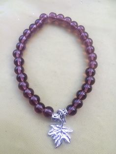 A personal favorite from my Etsy shop https://www.etsy.com/listing/249511305/handmade-bracelet-for-a-cure-fall