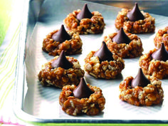 Tasty peanut butter blossoms butter or shortening full menus that feature your favorite ingredients. Peanut Butter Blossom Cookies, Joy The Baker, Bisquick, Falling Apart, Almond, Frozen, Tasty, Nutrition, Recipes