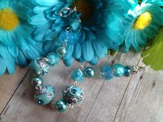 turquoise christmas gifts! by Kady Jane Johnson on Etsy