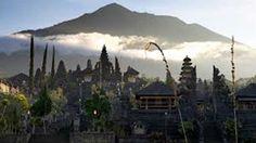 Besakih Hindu Temple in Karangasem Bali