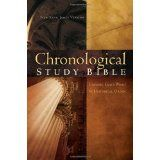 The Chronological Study Bible: New King James Version (Hardcover)By Thomas Nelson