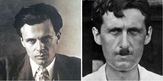 Aldous Huxley v George Orwell: Which British writer is the most influential?