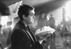 """Stanley Kubrick: """"A film is - or should be- more like music than like fiction. It should be a progression of moods and feelings."""""""