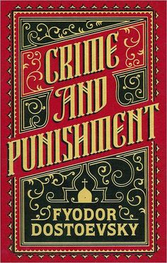 Crime and Punishment (Barnes & Noble Leatherbound Classics)