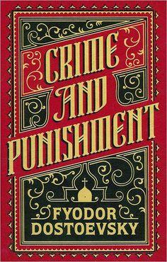 Crime and Punishment (Barnes & Noble Leatherbound Classics)
