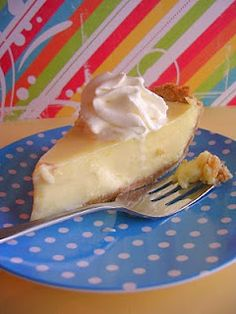 Lemon Ice Box Pie, based on a Paula Dean Recipe ( I'd do lime because this sounds so close to key lime pie! )
