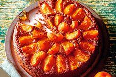 Schoko-Mandelkuchen mit Marillen Grapefruit, Apple Pie, Sweet Tooth, Clean Eating, Food And Drink, Treats, Cooking, Desserts, Almonds
