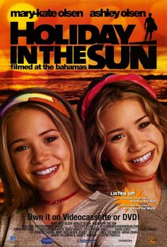 this is one of those mary kate olsen and ashley olsen's movies that is my obsessing when I was young girl