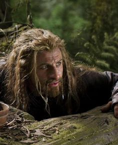 Fili, my second-favourite movie dwarf. Fili Und Kili, Dean O'gorman, The Hobbit Movies, An Unexpected Journey, Thorin Oakenshield, Gandalf, Big Family, Middle Earth, Lord Of The Rings