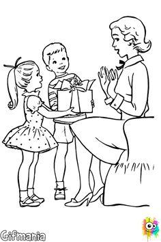 день марочное матери