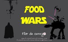 Hace mucho tiempo, en una galaxia lejana, muy lejana... las tropas rebeldes han logrado hacerse con el secreto del sabor, pudiendo hacer frente al malvado Imperio de las Grasas Trans.