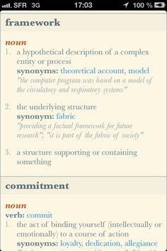 Dictionary+ #iPhone