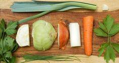 Gemüsereste in Tütensuppen verwandeln – Nie mehr Reste!