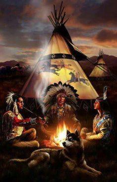 Native American Amazing World beautiful amazing