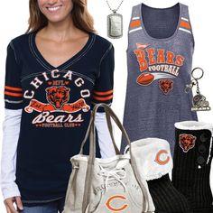 Cute Chicago Bears Fan Gear
