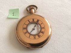 Gold Pocket Watch Gold Pocket Watch, Buy And Sell, Watches, Accessories, Wristwatches, Clocks, Jewelry Accessories