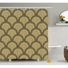 Country Decor, French Country Decor, Rustic Decor - What Is Your Style? Moroccan Bathroom, Moroccan Decor, Bathroom Decor Sets, Arabesque, Persian, Hooks, Ottoman, Middle, Curtains