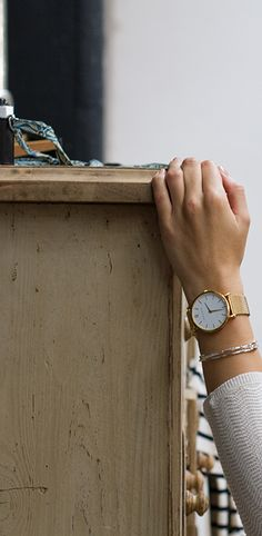 CM-Gold Watch, Larsson  Jennings, 251€