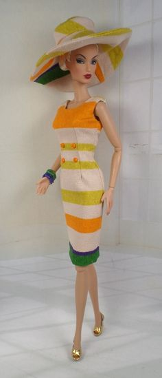 Yacht Club for Silkstone Barbie and Victoire by MatisseFashions