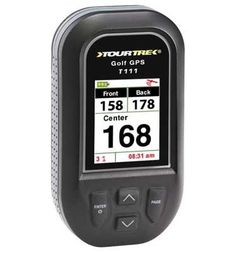 T111 Golf GPS( COLOR: N/A ) by Tour Trek. $59.98. COLOR: N/A. Tour Trek T111 Golf GPS The Tour Trek T111 Golf GPS takes the guess work out of club selection by providing extremely detailed distances so that you are free to focus on your game. It is equipped with the SiRF Star III GPS receiver that can measure distances accurately so that you can plan your club selection and game management. The unit shows distance to the front, center, and back of the green from any point on th...