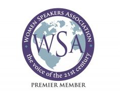 Proud to be a part of the Women's Speaker Association