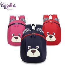 580f91aeb5db Toddler backpacks Bear Style Cheap School Bags