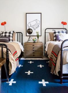 Back to school with this charming Heber City bedroom | jamie-bellessa