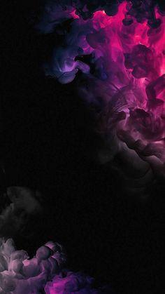 Smoke Light - IPhone Wallpapers