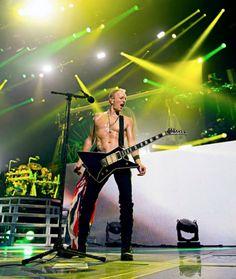 ross halfin def leppard | Def Leppard Rock Brigade Concert Club :: News