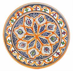 moroccan ceramic plates - Google Search