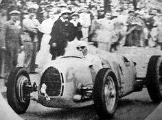 TEMPORADA DE 1937 - Hans Stuck com seu Auto Union na Gávea - Rio de Janeiro - Brasil. Felipe - Álbuns da web do Picasa