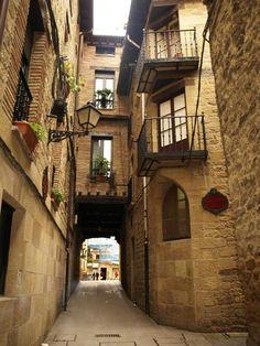 Laguardia, La Rioja Alavesa, Álava. España